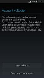 Samsung Galaxy S3 Neo (I9301i) - Applicaties - Account aanmaken - Stap 14