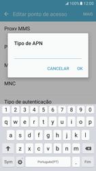Samsung Galaxy S7 - Internet no telemóvel - Configurar ligação à internet -  13