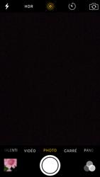 Apple iPhone SE - Photos, vidéos, musique - Prendre une photo - Étape 9