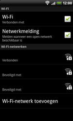 HTC A8181 Desire - WiFi - Handmatig instellen - Stap 10