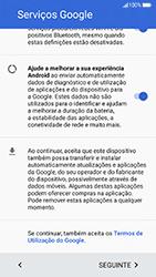 Huawei P8 Lite (2017) - Primeiros passos - Como ligar o telemóvel pela primeira vez -  13