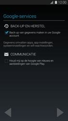 Samsung Galaxy K Zoom 4G (SM-C115) - Applicaties - Account aanmaken - Stap 13