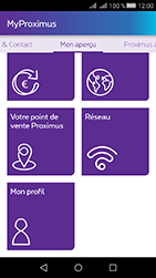 Huawei Y6 II Compact - Applications - MyProximus - Étape 20