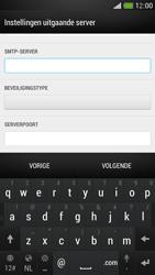 HTC One Mini - E-mail - Account instellen (IMAP met SMTP-verificatie) - Stap 16