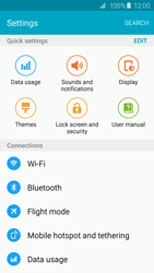 Samsung G920F Galaxy S6 - Wi-Fi - Connect to Wi-Fi network - Step 4