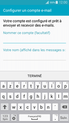 Samsung Galaxy A3 (A300FU) - E-mails - Ajouter ou modifier votre compte Yahoo - Étape 9