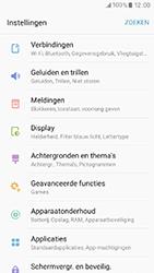 Samsung A320 Galaxy A3 (2017) - WiFi en Bluetooth - Handmatig instellen - Stap 4