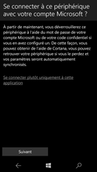 Microsoft Lumia 550 - E-mail - 032c. Email wizard - Outlook - Étape 11