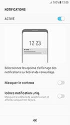 Samsung Galaxy J3 (2017) - Sécuriser votre mobile - Activer le code de verrouillage - Étape 11