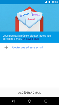 Motorola Moto Z Play - E-mail - 032c. Email wizard - Outlook - Étape 5