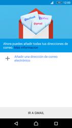 Sony Xperia M5 (E5603) - E-mail - Configurar Gmail - Paso 5