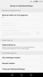 Huawei Y6 II - Device maintenance - Back up - Stap 7