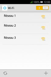 "Alcatel Pixi 3 - 3.5"" - Wifi - configuration manuelle - Étape 5"