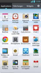 LG Optimus F5 - E-mails - Ajouter ou modifier un compte e-mail - Étape 3