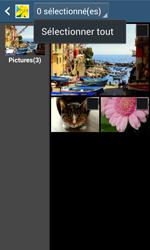 Samsung Galaxy Ace 3 - Photos, vidéos, musique - Envoyer une photo via Bluetooth - Étape 8