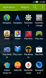 Acer Liquid Z4 - Applications - Télécharger des applications - Étape 3