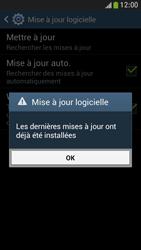 Samsung I9195 Galaxy S IV Mini LTE - Réseau - Installation de mises à jour - Étape 10
