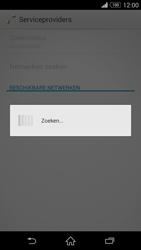 Sony Xperia Z3 Compact (D5803) - Netwerk - Handmatig netwerk selecteren - Stap 10