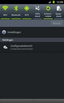 Samsung N7000 Galaxy Note met OS 4 ICS - Automatisch instellen - Automatisch Internet instellen - Stap 5