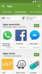 Motorola Moto Turbo - Aplicativos - Como baixar aplicativos - Etapa 5