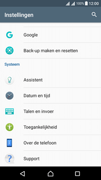 Sony Xperia L1 - Device maintenance - Back up - Stap 6
