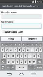 LG G2 Mini (D620) - E-mail - Handmatig instellen - Stap 12
