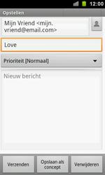 KPN Smart 200 - E-mail - Hoe te versturen - Stap 8