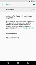 LG Nexus 5X - Android Oreo - Wifi - configuration manuelle - Étape 5