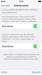Apple iPhone 5s iOS 10 - Aplicaciones - Tienda de aplicaciones - Paso 17