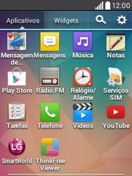 LG D100 L20 - Aplicativos - Como baixar aplicativos - Etapa 3