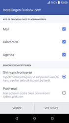 HTC One A9 - Android Nougat - E-mail - handmatig instellen (outlook) - Stap 8