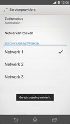 Sony D5503 Xperia Z1 Compact - Netwerk - gebruik in het buitenland - Stap 13