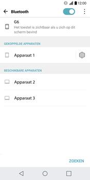LG G6 (LG-H870) - Bluetooth - Headset, carkit verbinding - Stap 8