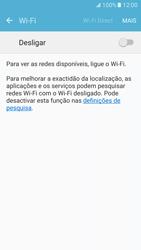 Samsung Galaxy S7 - Wi-Fi - Como ligar a uma rede Wi-Fi -  5
