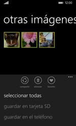 Nokia Lumia 635 - Bluetooth - Transferir archivos a través de Bluetooth - Paso 7