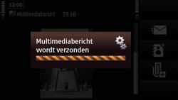 Nokia N97 Mini - MMS - Afbeeldingen verzenden - Stap 17