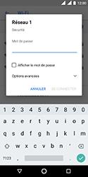 Nokia 3.1 - Internet et connexion - Accéder au réseau Wi-Fi - Étape 8