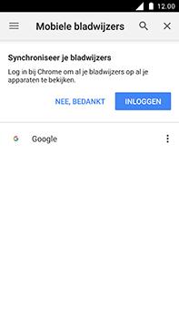 Nokia 6 - Internet - Hoe te internetten - Stap 14