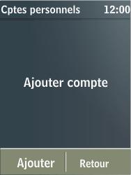 Nokia X3-02 - MMS - configuration manuelle - Étape 7