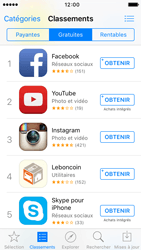 Apple iPhone SE - Applications - Créer un compte - Étape 5