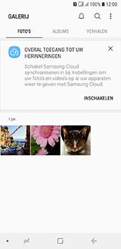 Samsung galaxy-a6-sm-a600fn-ds - Contacten en data - Foto