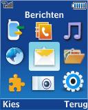 Samsung E2370 Megacell - E-mail - Handmatig instellen - Stap 4