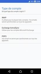 Sony Xperia XZ Premium - E-mails - Ajouter ou modifier un compte e-mail - Étape 10