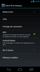 Samsung I9250 Galaxy Nexus - Internet - Configuration manuelle - Étape 5