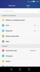 Huawei Y6 - Internet - Mobiele data uitschakelen - Stap 3