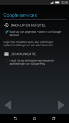 HTC Desire 620 - Applicaties - Account aanmaken - Stap 13