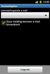 Samsung S5830i Galaxy Ace i - E-mail - Handmatig instellen - Stap 16