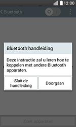 LG H220 Joy - WiFi en Bluetooth - Bluetooth koppelen - Stap 5