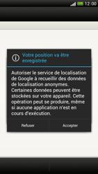 HTC One S - Premiers pas - Créer un compte - Étape 10