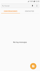 Samsung Galaxy A3 (2017) (A320) - Mensajería - Configurar el equipo para mensajes de texto - Paso 4